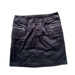 4/$30 Jacob Women's A-line Black Skirt